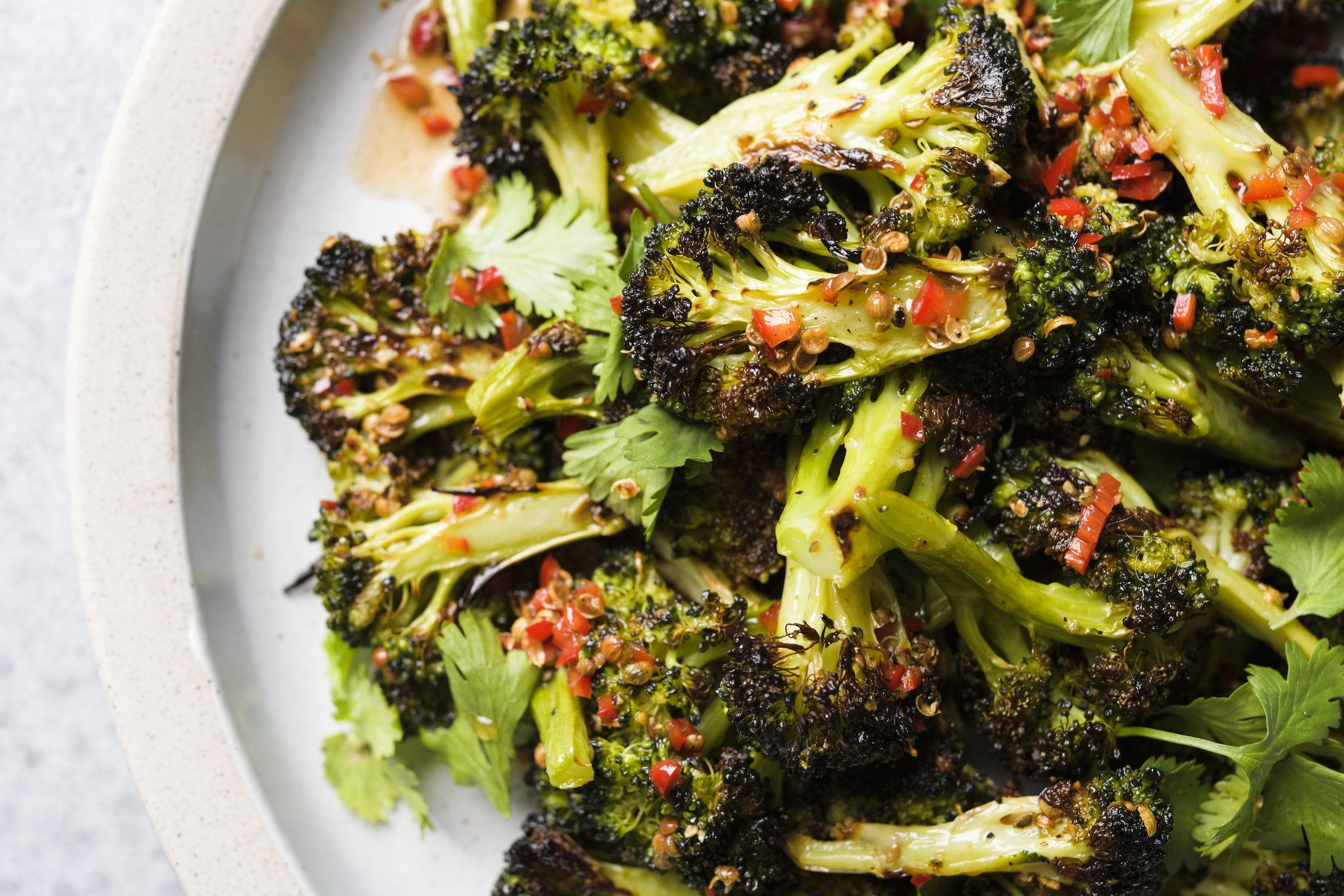 I Added This One, Simple Step Before Roasting Broccoli and Now I'm Never Making Broccoli Another Way Again