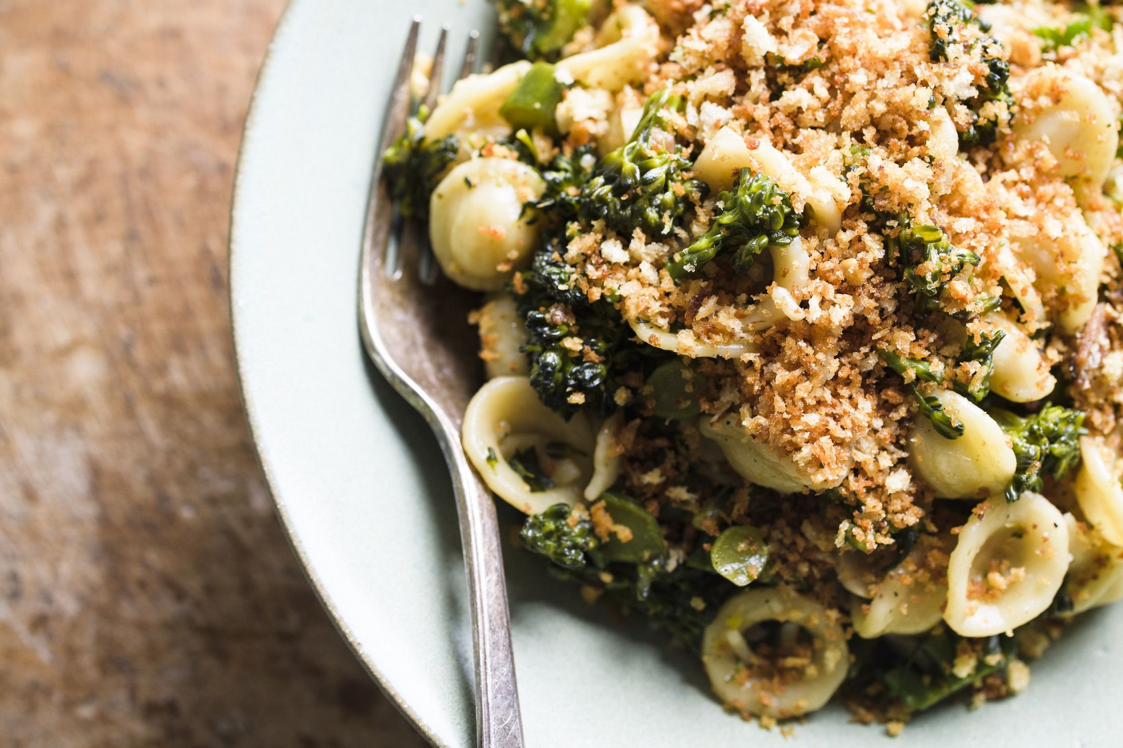 Orecchiette with Broccolini
