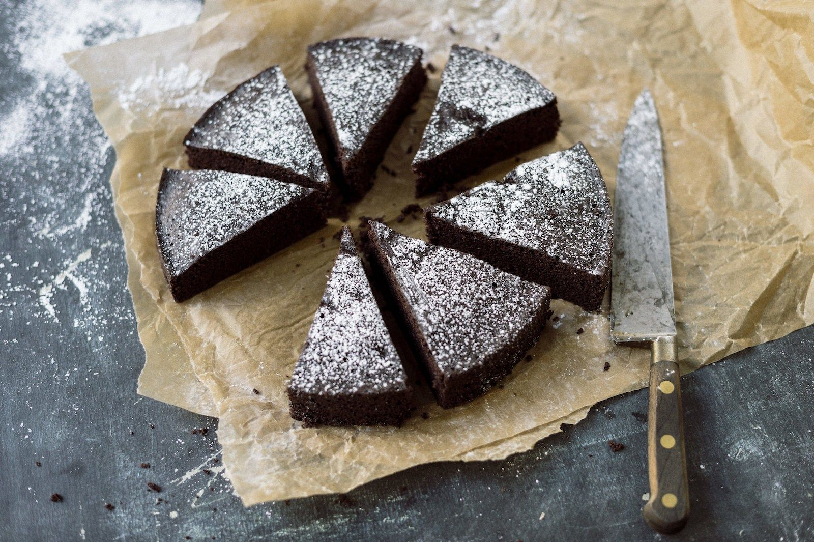 The Secret Ingredient That Makes Chocolate Desserts So Much Better
