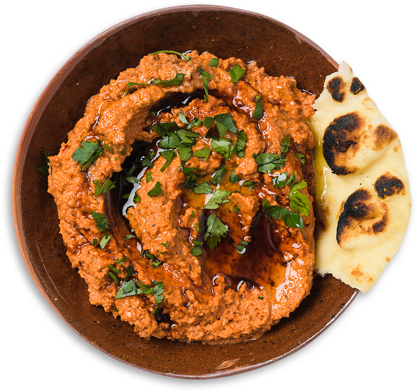 How to Make Muhammara