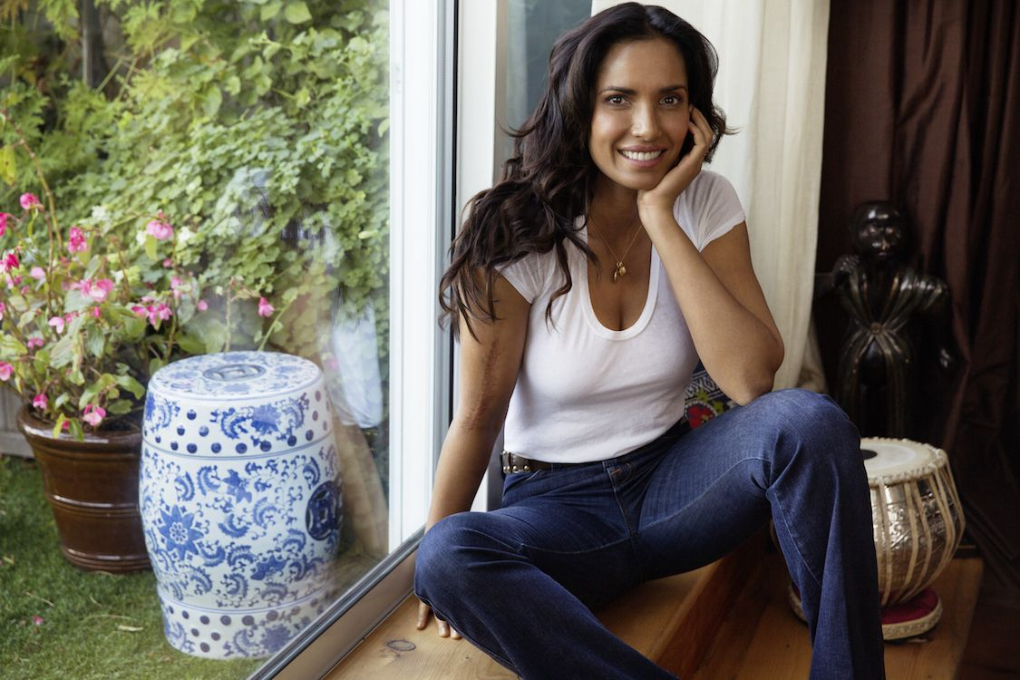 Padma Lakshmi on Her Childhood, Her New Show and Balancing Work and Family