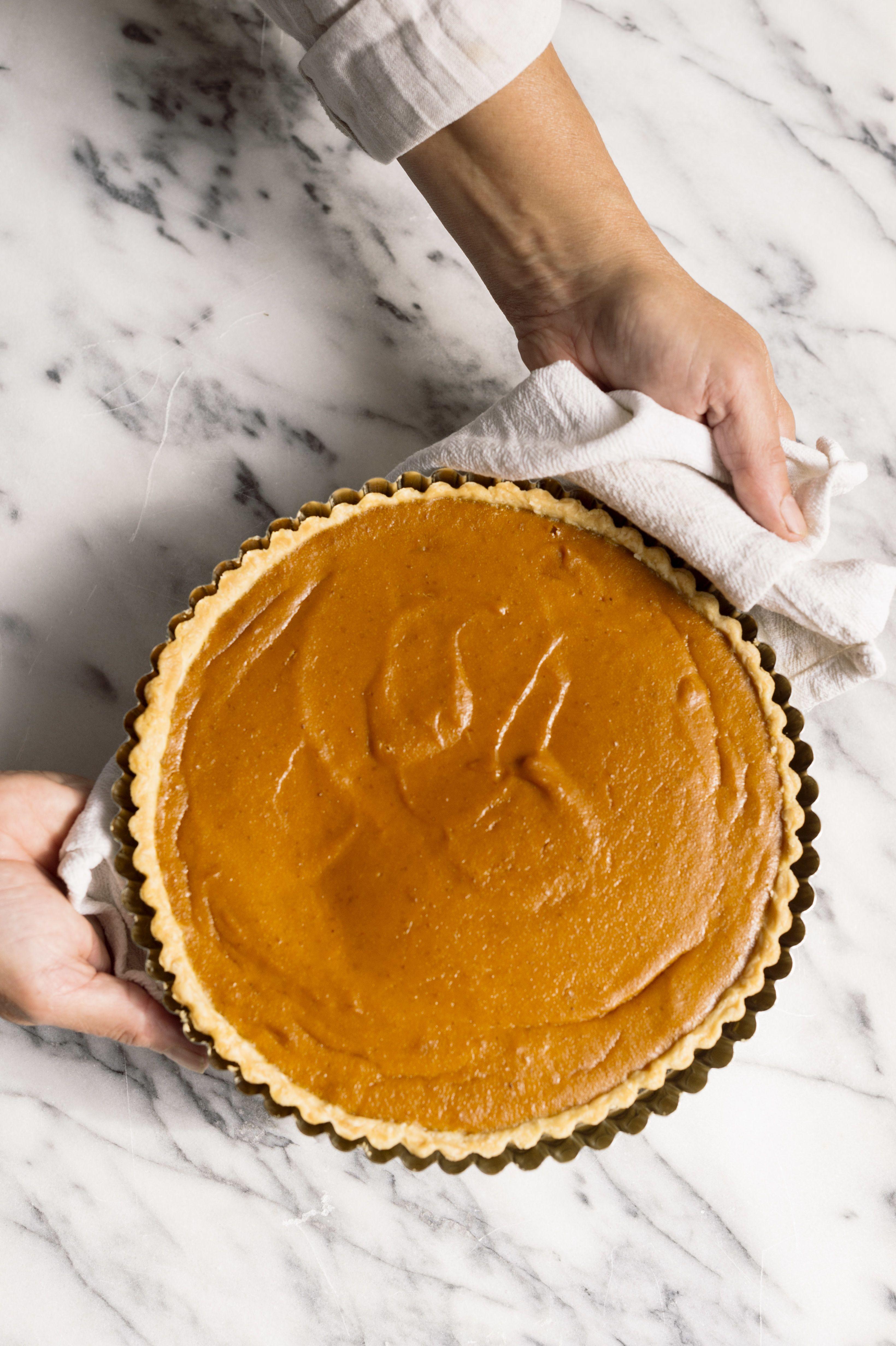 Better, Easier Thanksgiving Pie