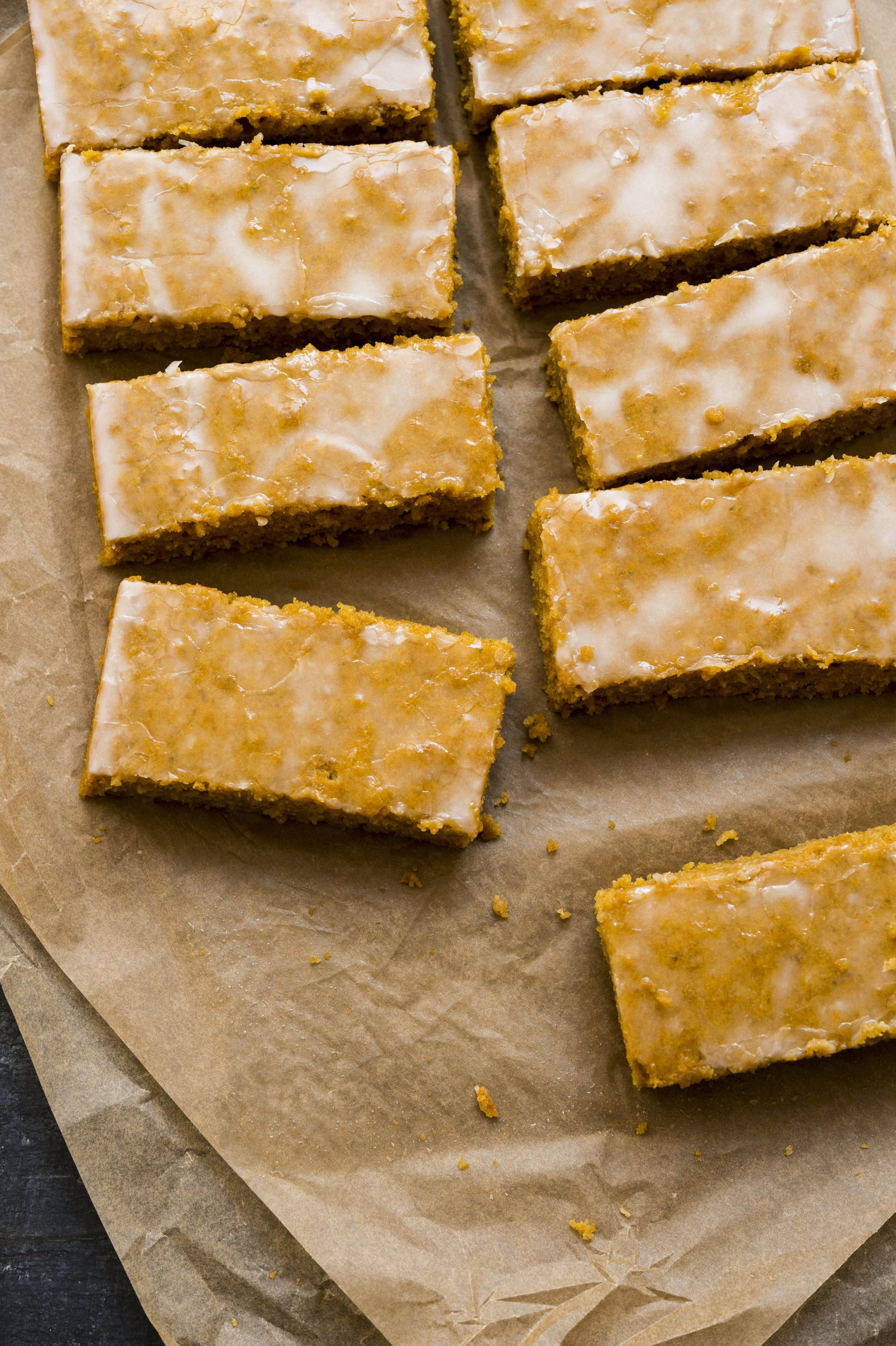 Macanese Sweet Potato Cake (Batatada)