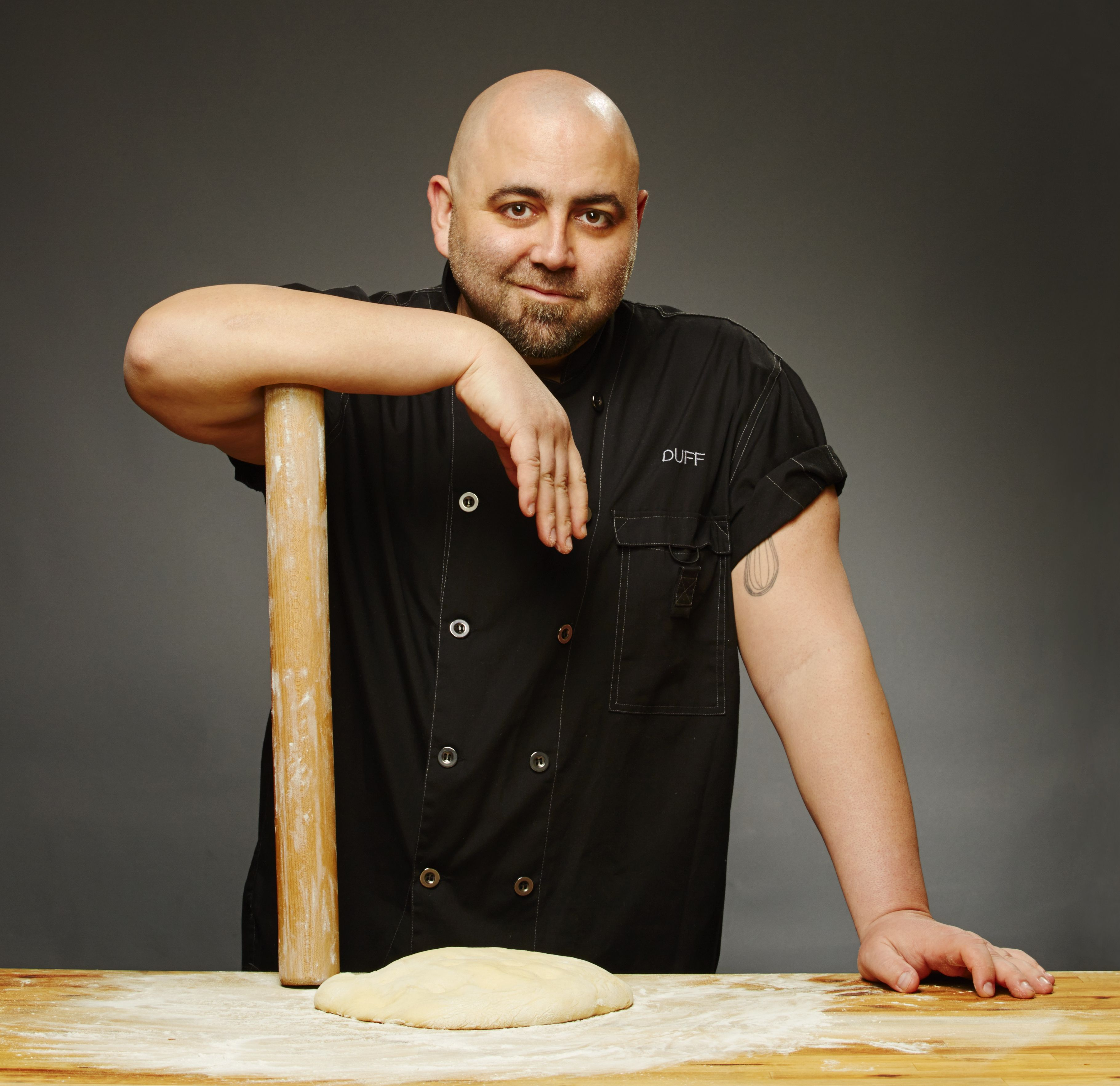 The Ace of Cakes: Duff Goldman Bakes Up The Hogwarts Express