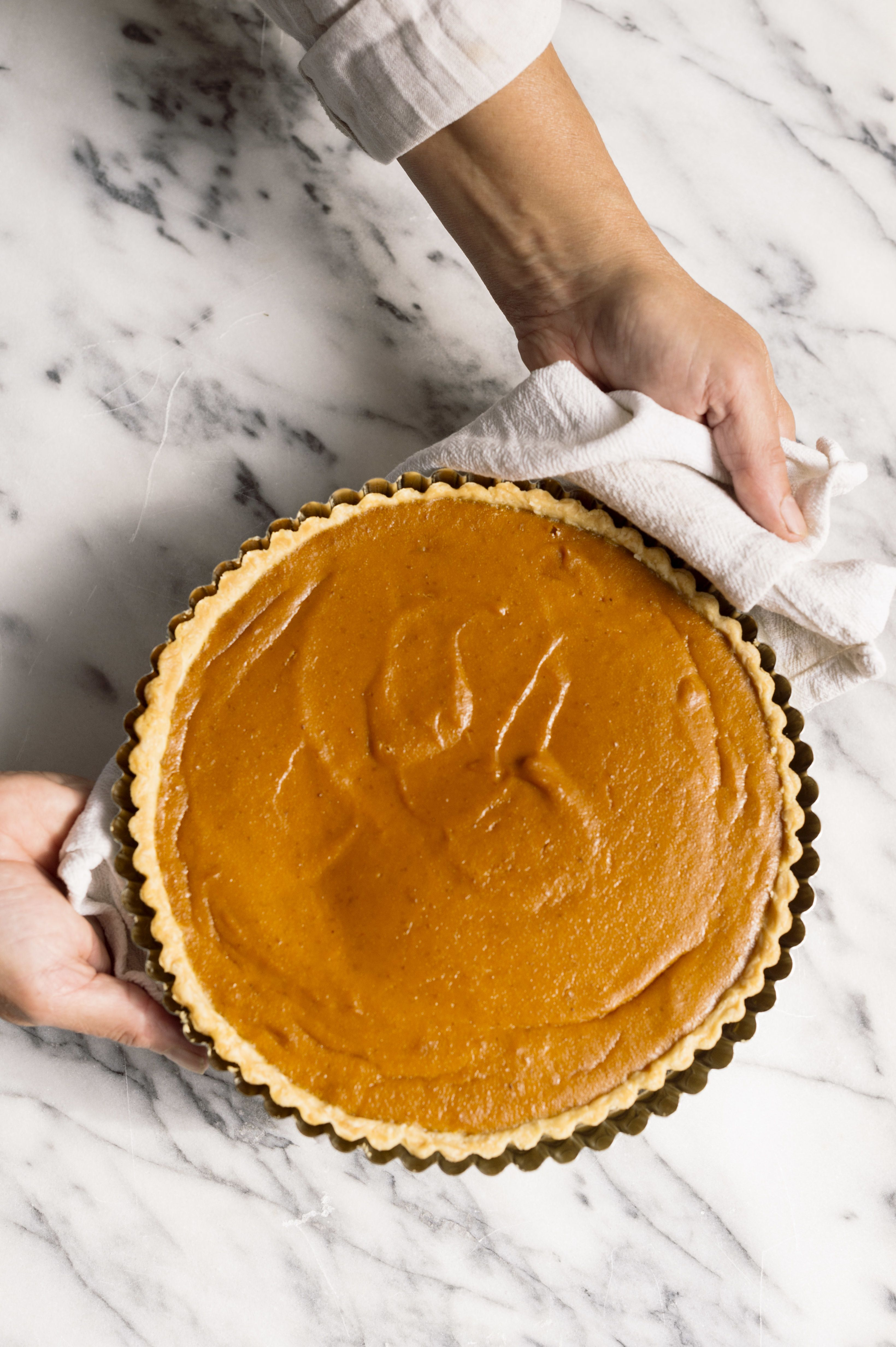 How to Prep Thanksgiving Pies in Advance