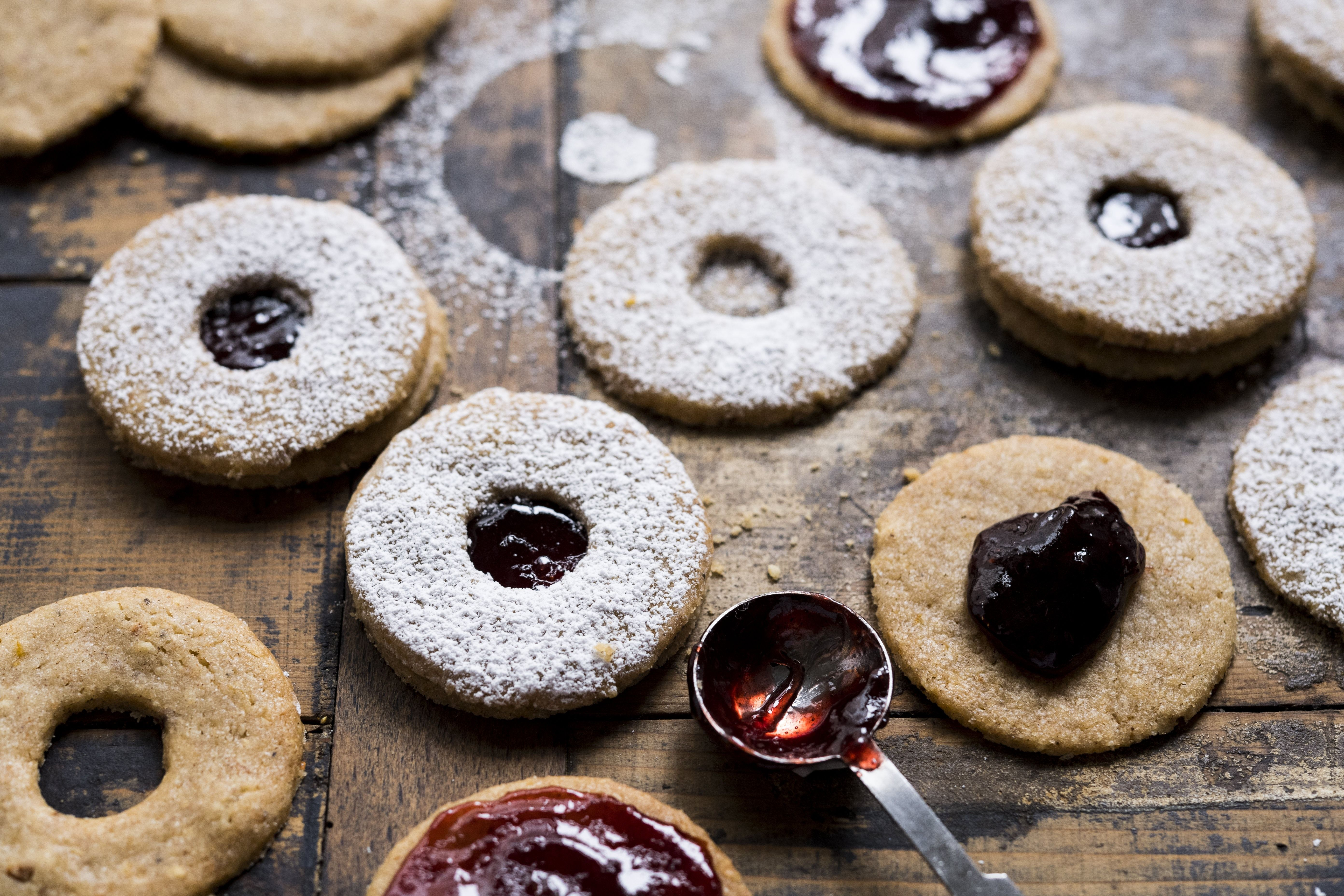 12 Holiday Cookies with a Twist
